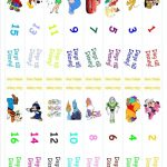 Disney Countdown Ring With Images Disney Countdown Printable Disney Princess Countdown Calendar Free 2 Weeks
