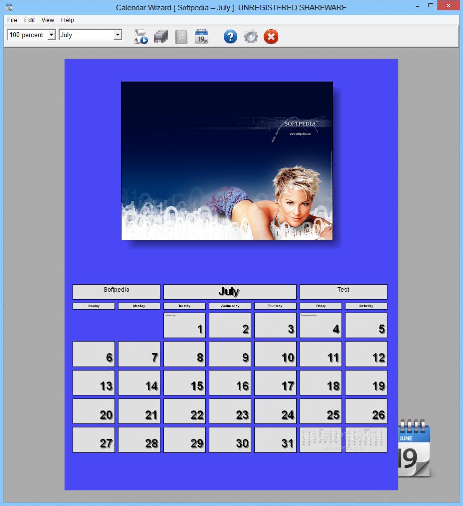 download calendar wizard 100a revision 1 calendar wizard