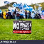 Edinburgh Lothian Scotland Uk 5th October 2019 The All Scots October Lawn Schedule