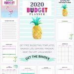 Free Printable Budget Binder For 2020 Save More Budget Budget Binder Free Printables 2020