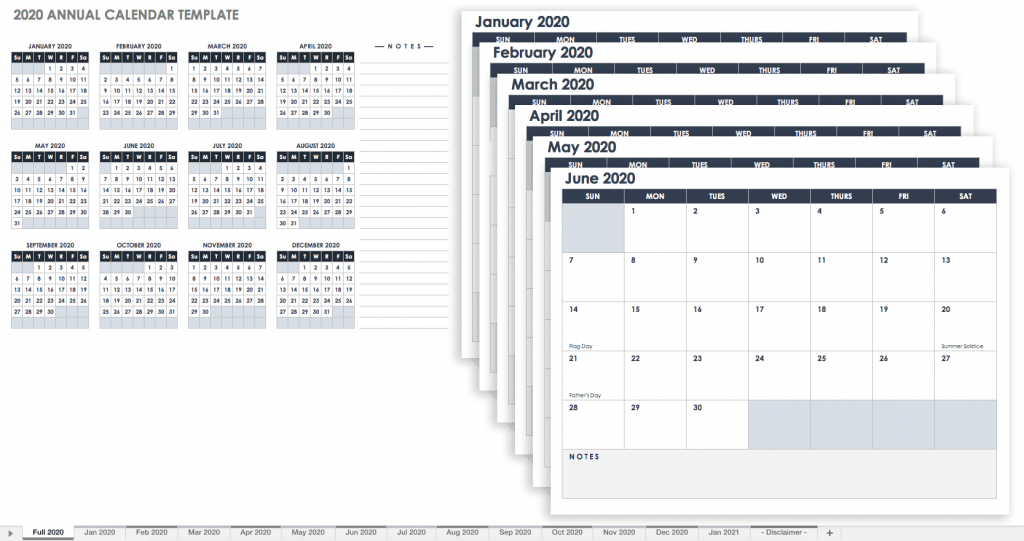free printable excel calendar templates for 2019 on build your own calendar template printable 1