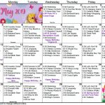 Gold Country May Al Calendar Gold Country Retirement Center Calendar For Retirement