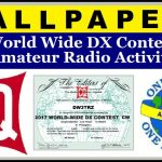 Ham Radio Wallpapers Cq World Wide Dx Contest Certificate Collection Dw3trz Philippines Weekend Amateur Radio Contests
