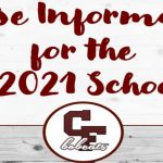 Home Cy Fair High School Cy Fair Isd Spring Break 2020