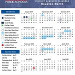 Hse Academic Calendar Harmony School Of Excellence Houston Cy Fair Isd Spring Break 2020