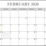 Moon Calendar February 2020 Lunar Phases In 2020 August Calendar With Moon Phases Printable