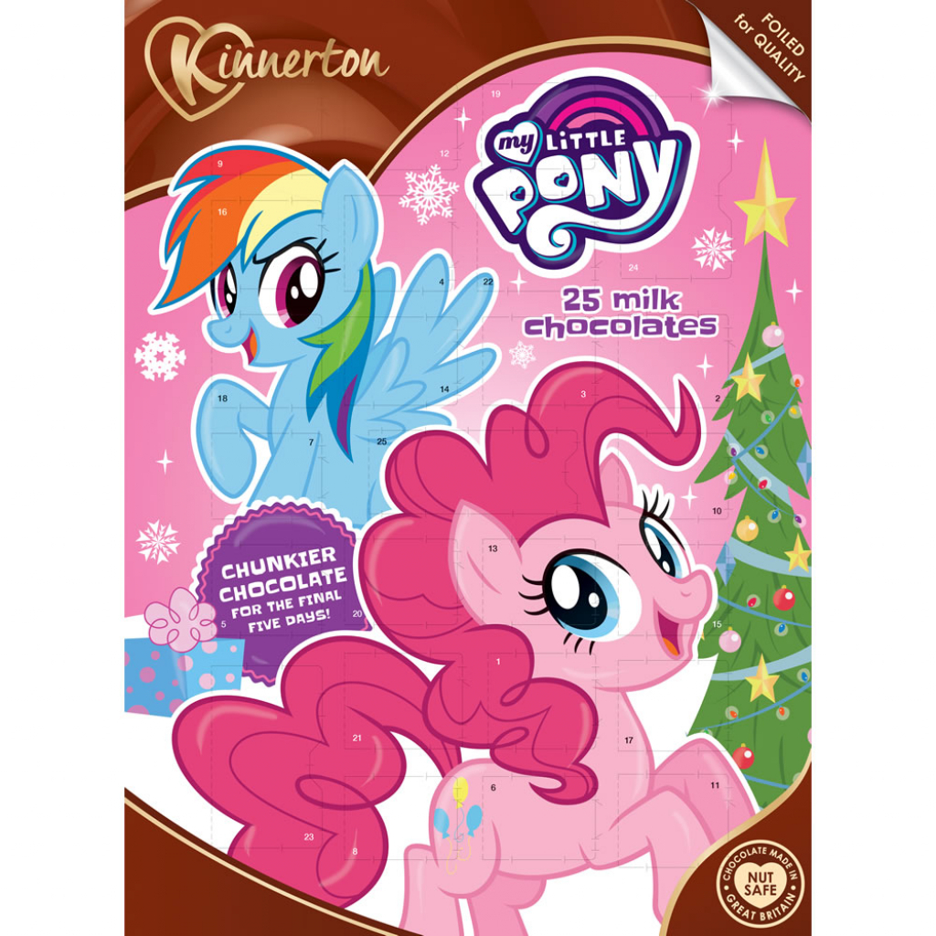 my little pony advent calendar 90g my little pony advent calendar 2020