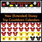 New Countdown Calendar With Images Disney Countdown Printable Disney Princess Countdown Calendar Free 2 Weeks