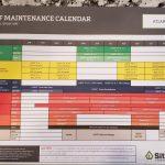 Personal Turf Maintenance Calendar The Lawn Forum Lawn Maintenance Calendar