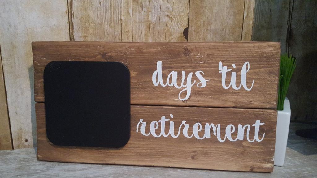 pin on home decor ajm interiors days left to retirement calendar