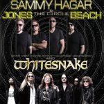 Sammy Hagar The Circle Whitesnake Night Ranger July Jones Beach Bandshell 2020