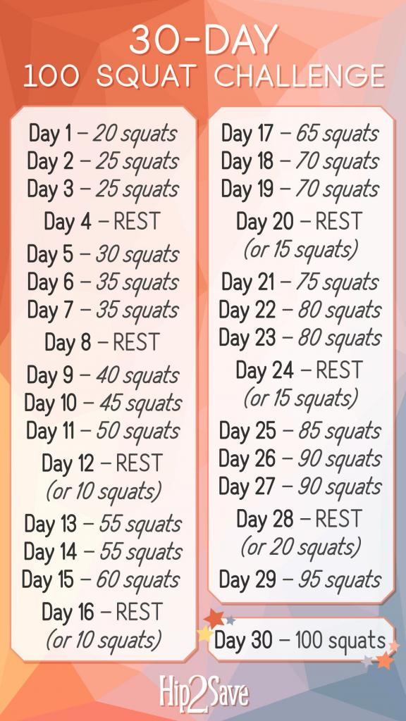 still squattin squat challenge check in printable with 30 squat challenge printable copy