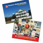202021 Cq Operators 75th Anniversary Calendars Shipping To Cnmx Amatuer Radio Calender