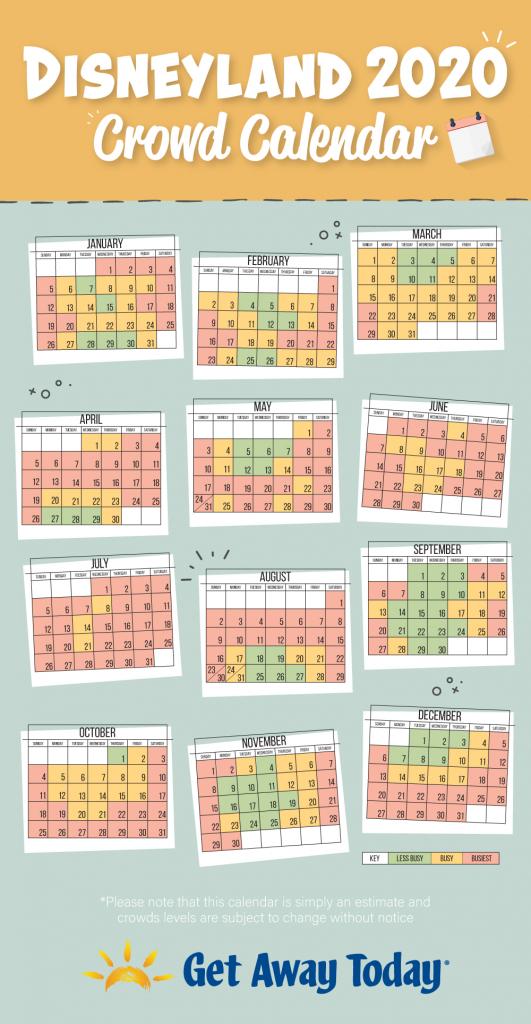 are disney crowd calendars accurate anaheim convention center calendar 2020