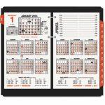 At A Glance Burkharts Day Counter Desk Calendar Refill 4 12 X 7 38 White 2020 Day Counter For Calendar