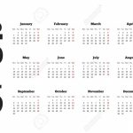 Calendar On 2019 Year With Week Starting From Monday A4 Horizontal Calendar Starting With Monday