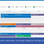 Calendar Overlay Virto Sharepoint Website Calendar
