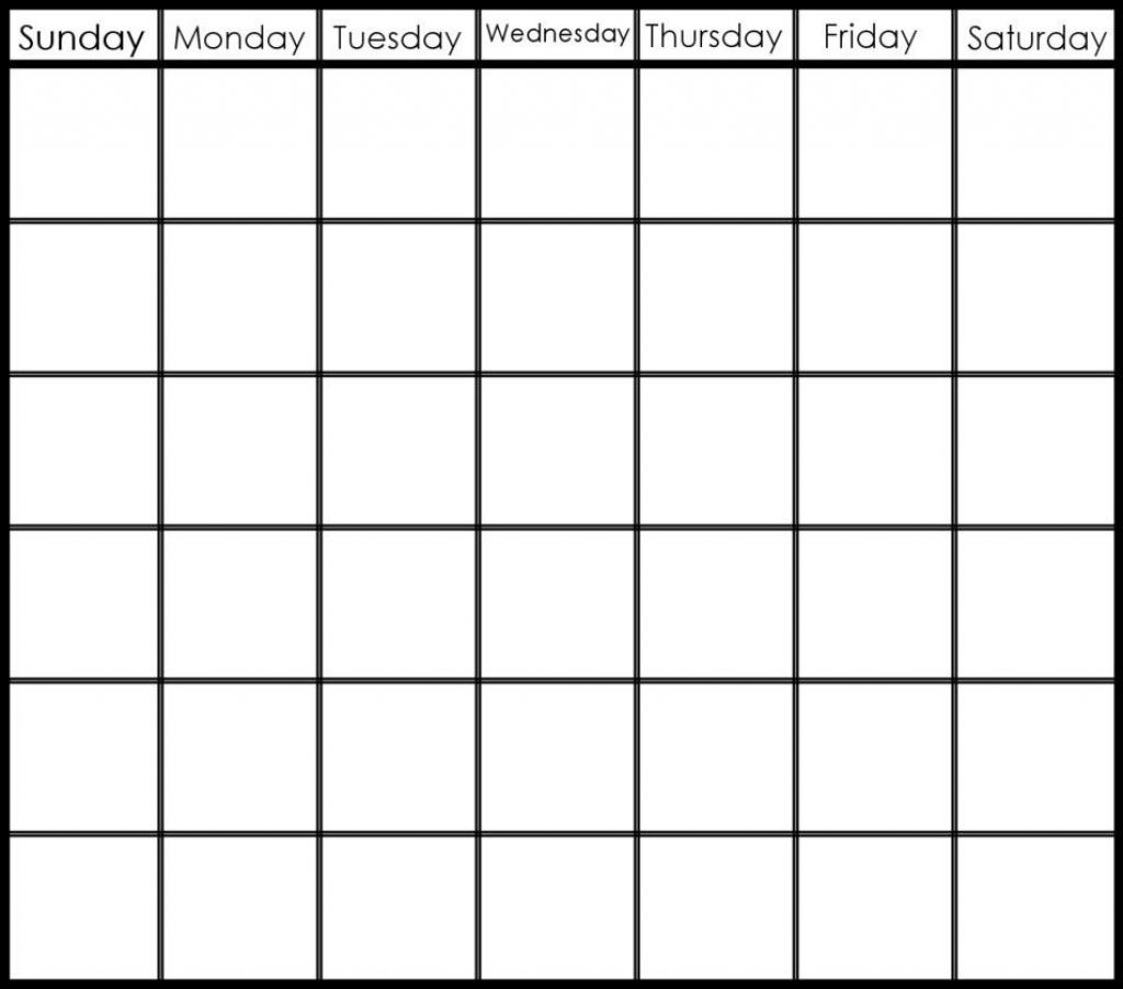 catch 6 week printable blank calendar calendar printables 6 week calander
