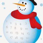 Countdown To Christmas Free Printables Christmas Countdown Free Christmas Countdown Calendar