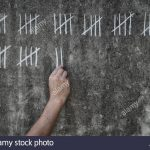 Counting Days High Resolution Stock Photography And Images Caledar Days Counted