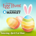 Easter Egg Hunt At The New Meadowlands Market Nj Family Meadowlands Free Market Calendar