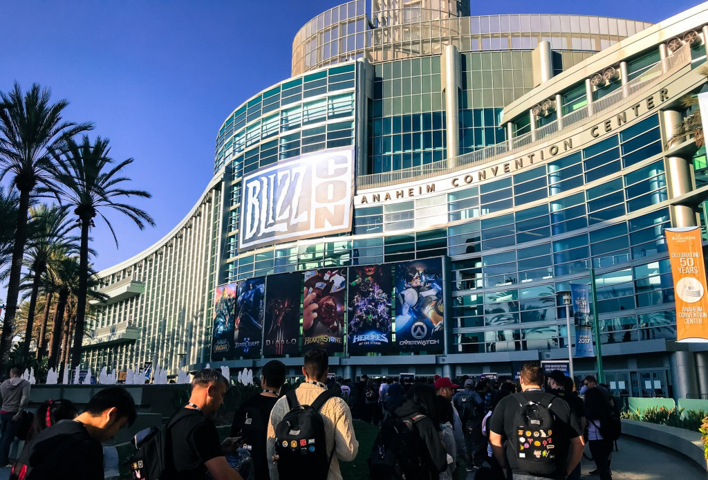 gaming events schedule for 2020 eneba anaheim convention center calendar 2020