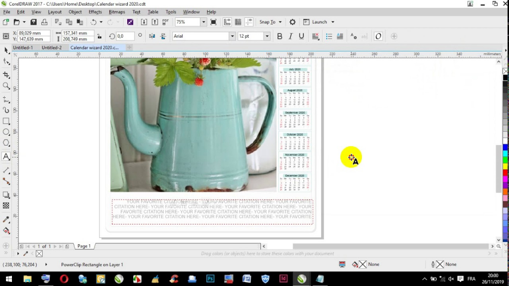how to use calendar wizard 2020 microsoft word calendar wizard 2020