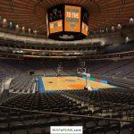 Madison Square Garden Seating Chart Detailed Seat Numbers Printable Madison Square Garden Events Calendar 1