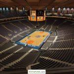 Madison Square Garden Seating Chart Detailed Seat Numbers Printable Madison Square Garden Events Calendar 2