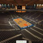 Madison Square Garden Seating Chart Detailed Seat Numbers Printable Madison Square Garden Events Calendar 3