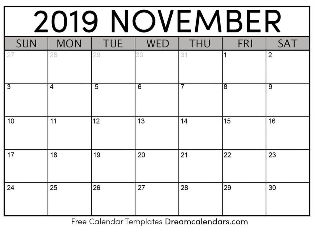 pick 8 x 11 printable calendar november2019 calendar 8 by 11 printable calendar