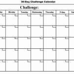 Printable 30 Day Calendar Printable 360 Degree Free Printable 30 Day Plan Calander