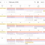 Quick Paperless Lesson Planning With Google Calendar And Lesson Plan On Calendar 1
