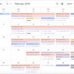 Quick Paperless Lesson Planning With Google Calendar And Lesson Plan On Calendar