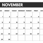 2020 Free Monthly Calendar Template Paper Trail Design Printable October 2020 Calendar 8.5 X 11