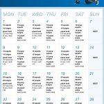 30 Day Squat Challenge Chart To Print Trinity Squat Challenge Calendar 1
