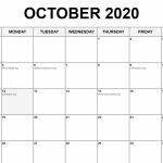 Free Printable October Calendar 2020 Pdf Templates In 2020 Printable October 2020 Calendar 8 5 X 11