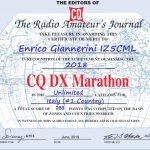 Iz5cml Callsign Lookup Qrz Ham Radio Ham Radio Contest Schedule 2020 1