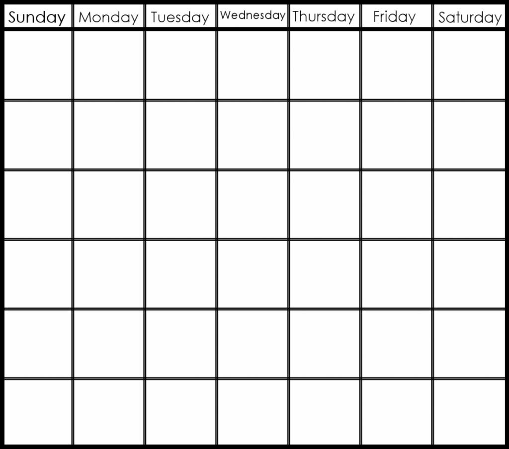 Printable 6 Week Calendar Printable 2 Week Calendar Planner Free Printable 6 Week Calendar