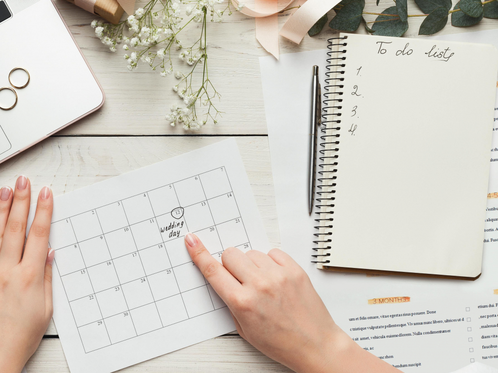 the ultimate post wedding checklist 13 tasks to do after print countdown to wedding day office notic3e