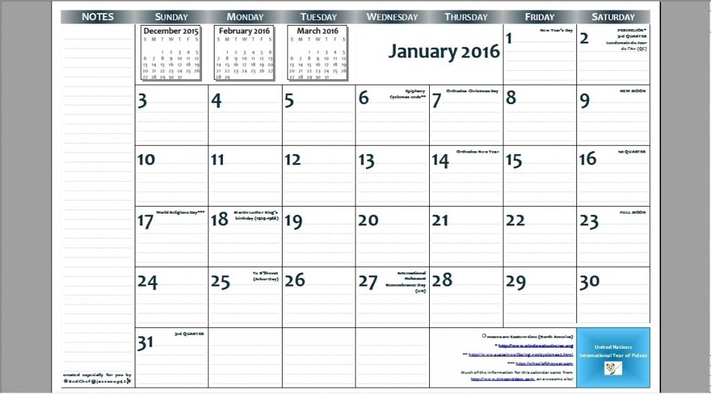 11x17 Monthly Calendar Printable Monthly Calendar Blank 2020 Blank Calendar 11x17