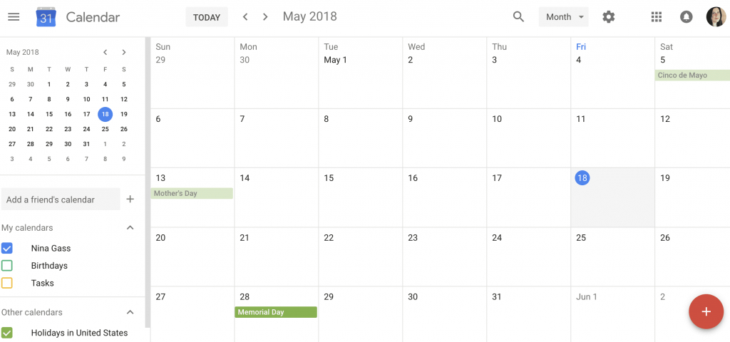 How Do I Share My Calendar Using Google Calendar Outlook Calendar 2020 Permission Levels