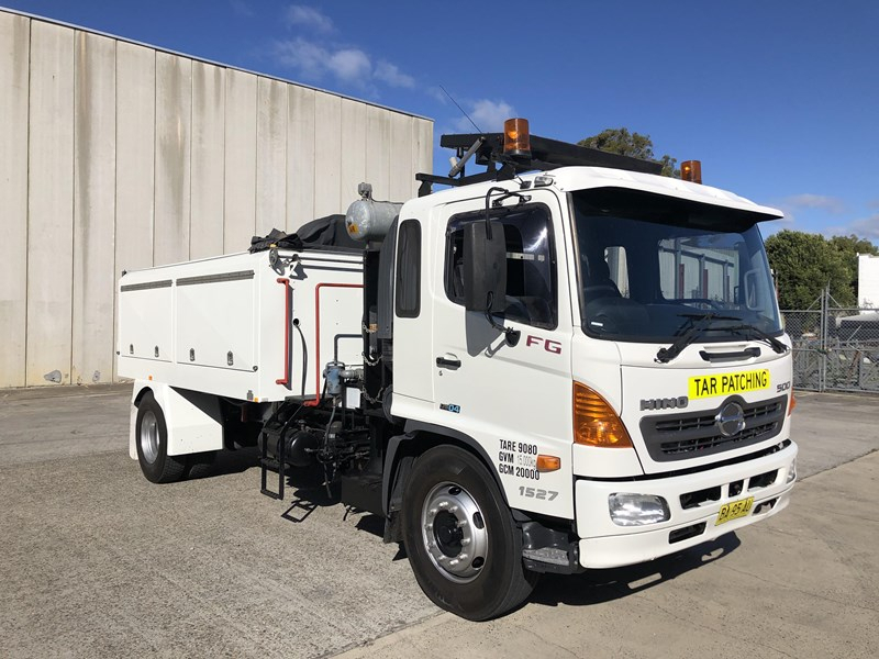2008 Hino 500 Series Fg 1527 For Sale 1