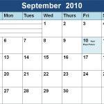 2009 Calendar With Holidays Calendar Template 2020