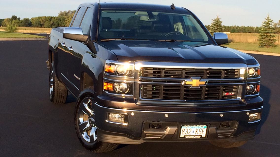 2014 Silverado Ltz Gm Trucks