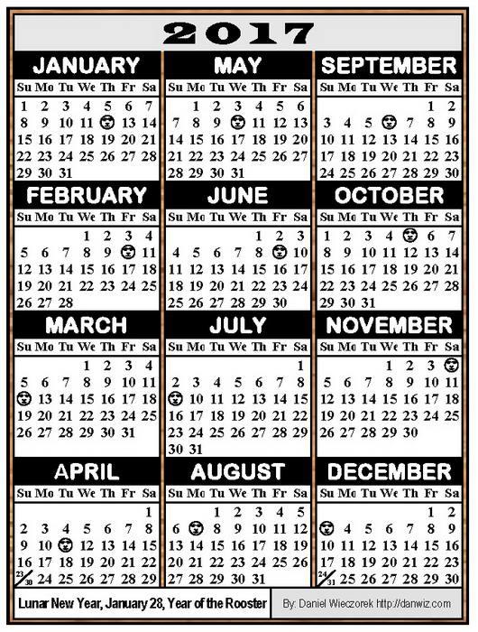 2017 Usa Japanese International Calendars Pdf Kindle