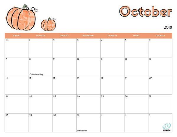 2020 And 2021 Printable Calendars For Kids Imom Kids