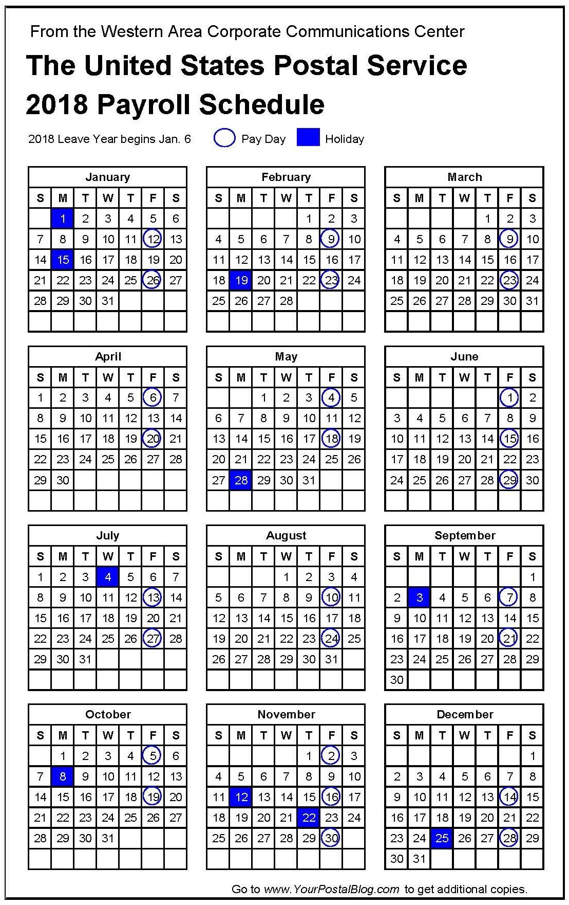 2020 Biweekly Payroll Calendar Calendar 2020 Template