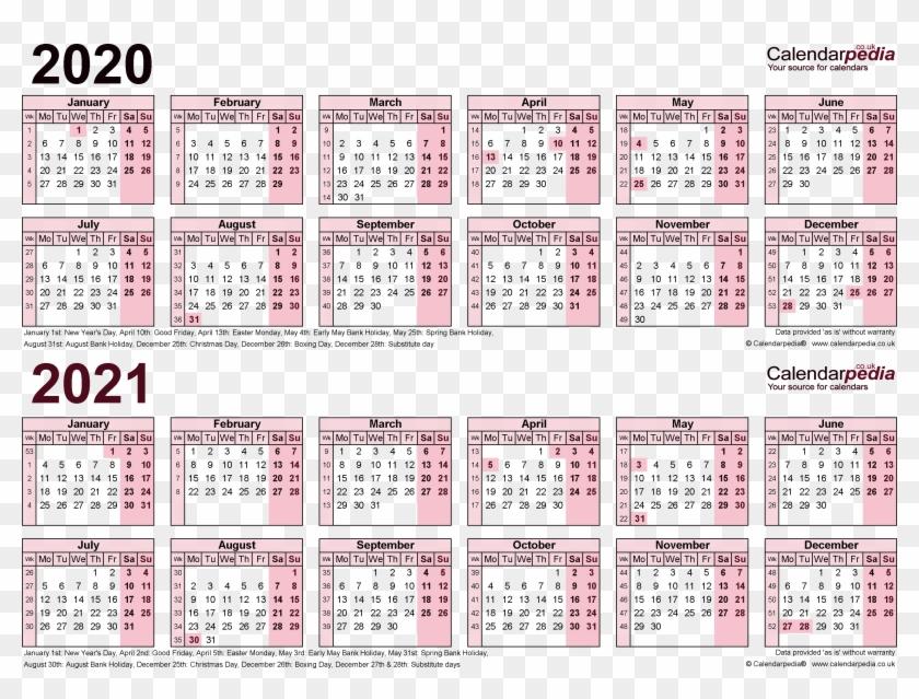 2020 Calendar Png Image Transparent Background Biweekly