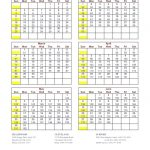 2020 Julian Calendar Calendar Image 2020